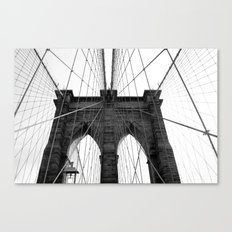 Brooklyn Web II Canvas Print