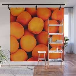 Apricots Wall Mural