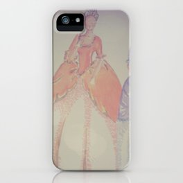 deu Maries iPhone Case