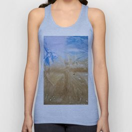 Take me to the beach, Leave me there alone Unisex Tank Top