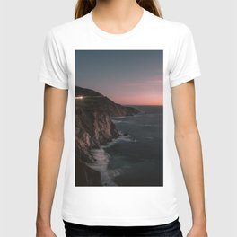 Big Sur Sunset T-shirt