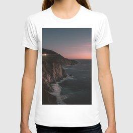 Big Sur Sunset T-shirt