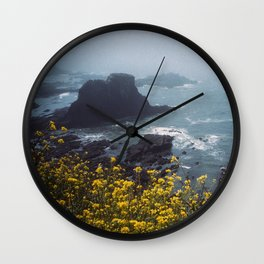 Yaquina Head Wall Clock