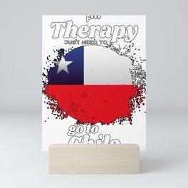 For Chilean Mini Art Print