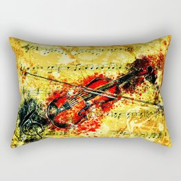 E-Flat Concerto Rectangular Pillow