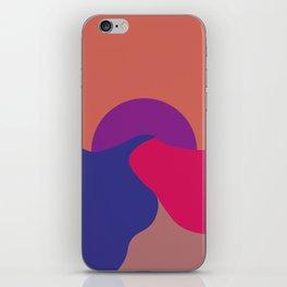 Sunset II iPhone Skin