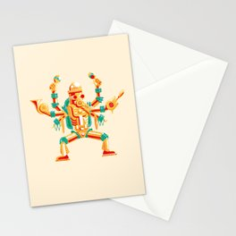 Human Orchestra Stationery Cards