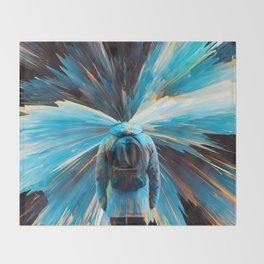 Imagination II Throw Blanket