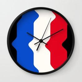 WAYS OF LIFE Wall Clock