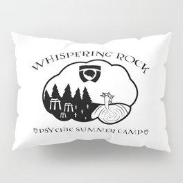 Whispering Rock Psychic Summer Camp Pillow Sham