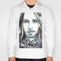 jared leto Hoodies featuring Jared Leto by ShayMacMorran