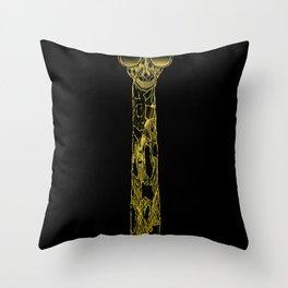 .Chupacabra Throw Pillow