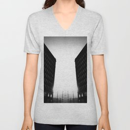 Film Noir Unisex V-Neck