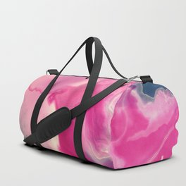 Stella - Original Abstract Painting Duffle Bag
