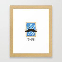 Pop-Tart Framed Art Print