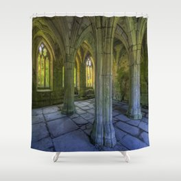 Valle Crucis Shower Curtain