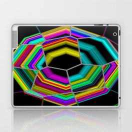 Octagonal and Some Laptop & iPad Skin
