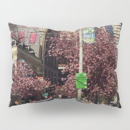 Pike and Pine, Spring Pillow Sham