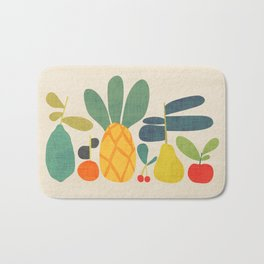 Fruits Bath Mat