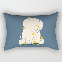 Big Mama Rectangular Pillow