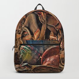 The Old Tack Room Backpack