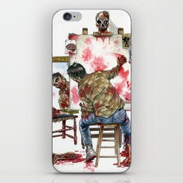 Norman Rotwell iPhone Skin