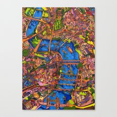 So Much to See Canvas Print