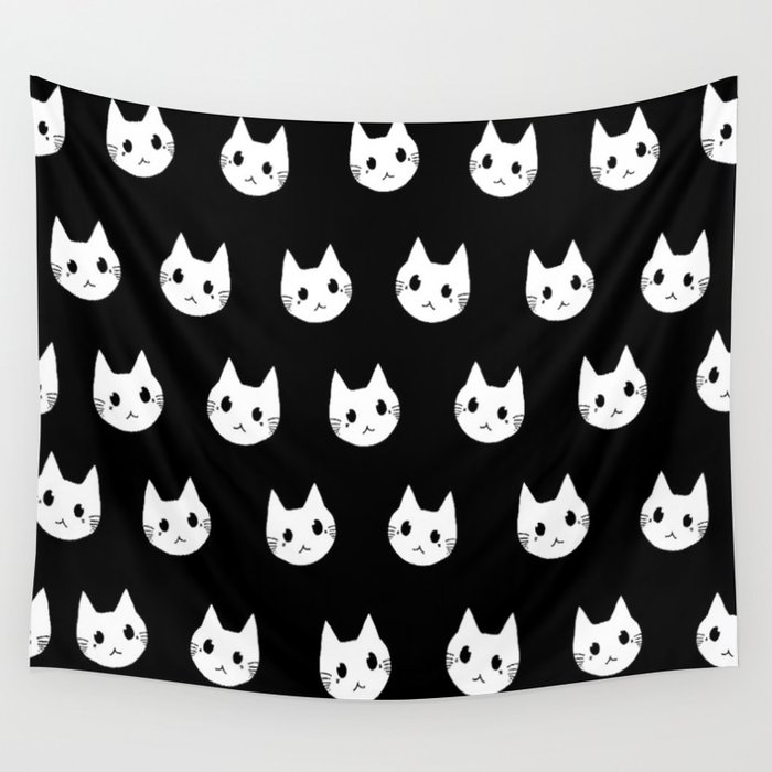 cats-24 Wall Tapestry