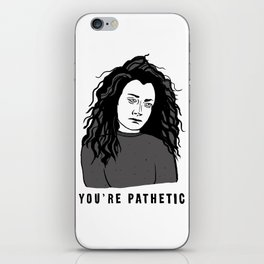 Darlene Conner Print iPhone Skin