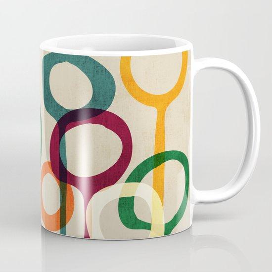 Blowing bubbles Mug