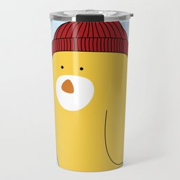 The Life Aquatic with Steve Zissou Travel Mug