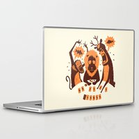 poker Laptop & iPad Skins featuring Holdem Poker by Bakal Evgeny