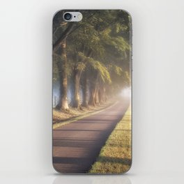 To The Manor iPhone Skin