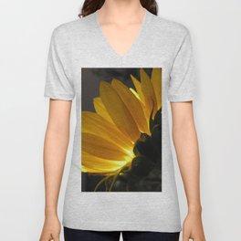 Sunflower Sunshine Unisex V-Neck