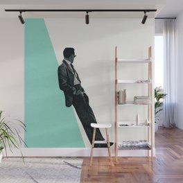 Cool As A Cucumber Wall Mural