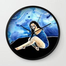 Gaby Sea  Wall Clock