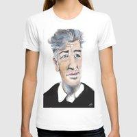 david lynch T-shirts featuring David Lynch by Be Sound Art