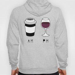 Coffee and Wine Hoody