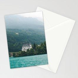 Iseltwald Switzerland Stationery Cards