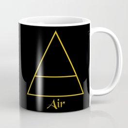 Air Element Symbol Coffee Mug