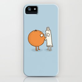 First and Last Kiss iPhone Case