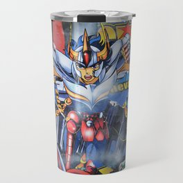 Saint Seiya 1 - Knights of the Zodiac Travel Mug