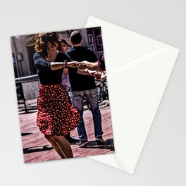 DANCERS Stationery Cards