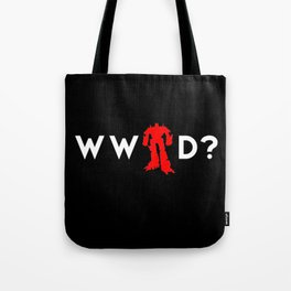 Transformers: What Would Optimus Prime Do? Tote Bag