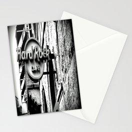 Hard-Rock-Cafe Stationery Cards