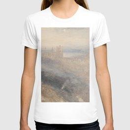 "J.M.W. Turner ""Moon over Lausanne"" T-shirt"