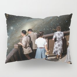 THE VIEW FROM ABOVE Pillow Sham