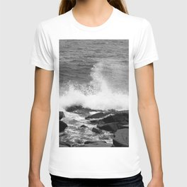 Waves and Rocks T-shirt