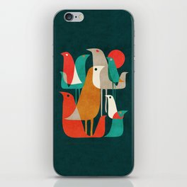 Flock of Birds iPhone Skin