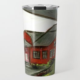 Bucks County Playhouse Travel Mug